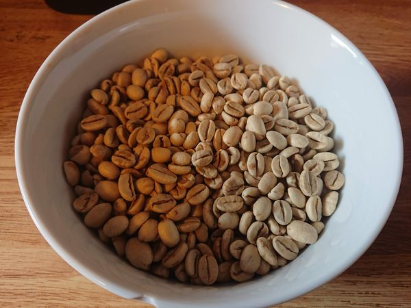 Home Roasting: Monsooned Malabar
